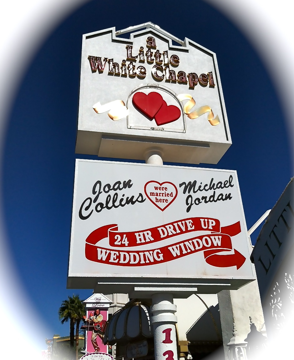 24 Hour Wedding Chapels In Las Vegas Mini Bridal
