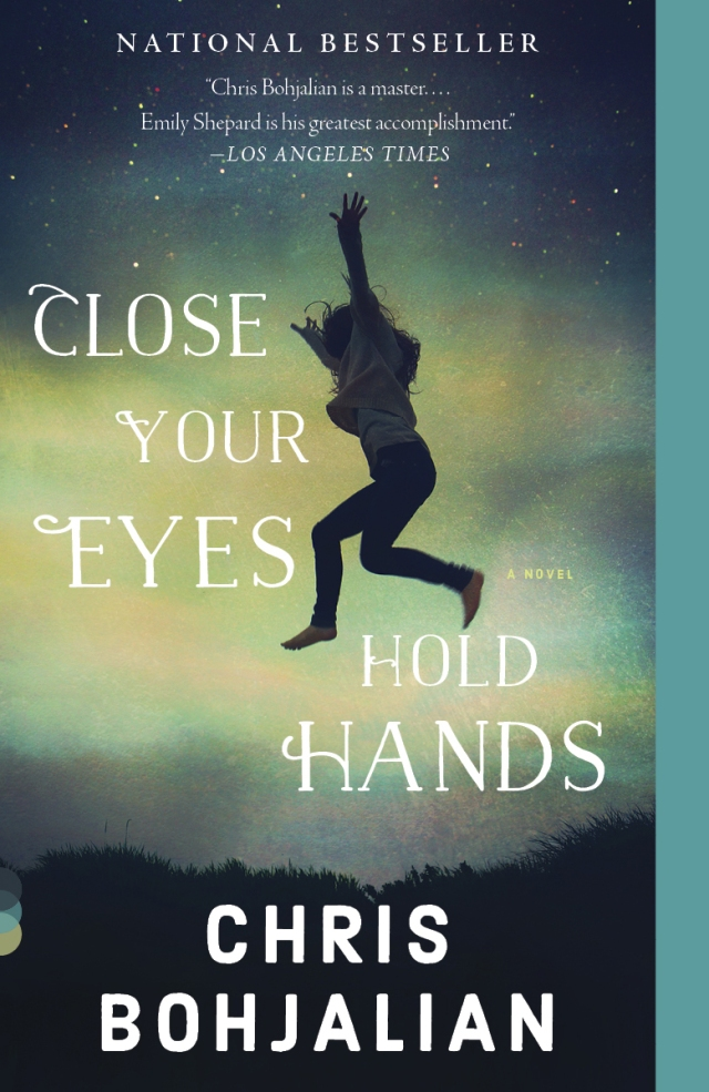 cover for close your eyes